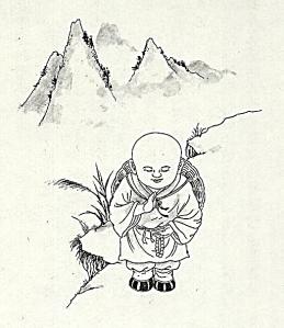 Zen Mönch