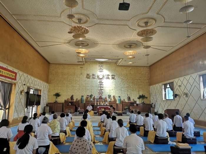 Meditationsretreat 2019