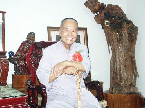 Seniormeister Gao Binkai